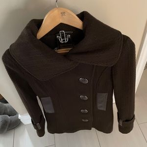 SOLD - Mackage Wool Jacket